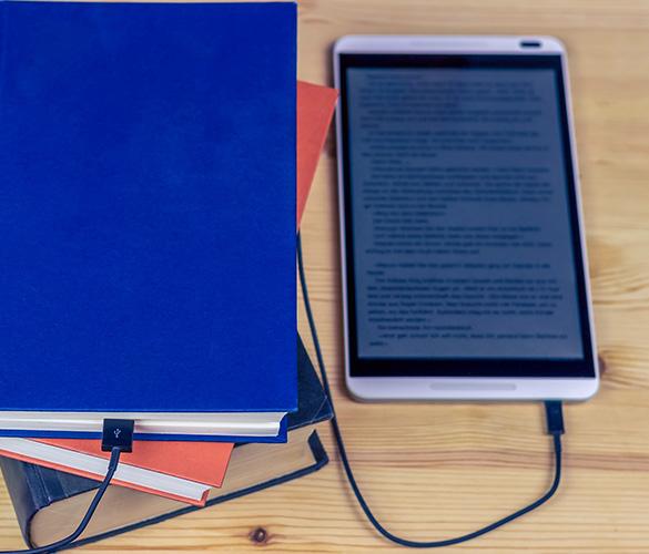 Instrument d'apprentissage électronique pour les PME