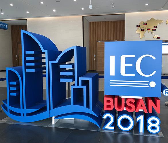82. General Meeting der IEC in Busan