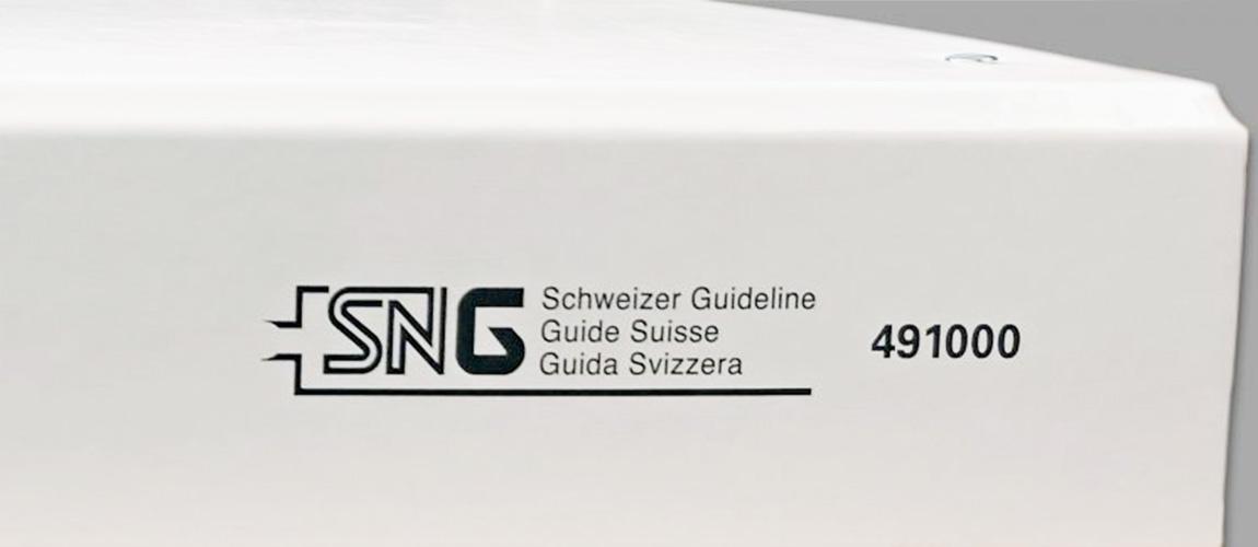 Aus «sev-info» wird SNG 491000