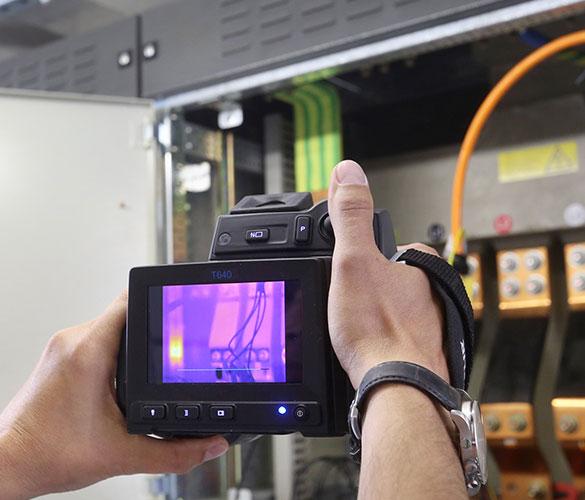 Infrarot-Thermografie Kurs