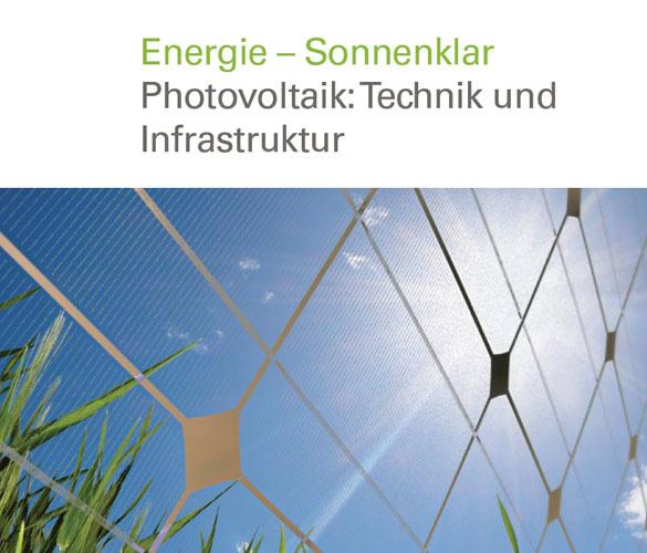 NEU: «Energie – sonnenklar»