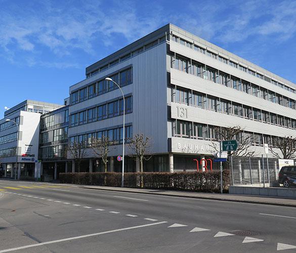 Fachkurse in Bern im neuen Regionalbüro
