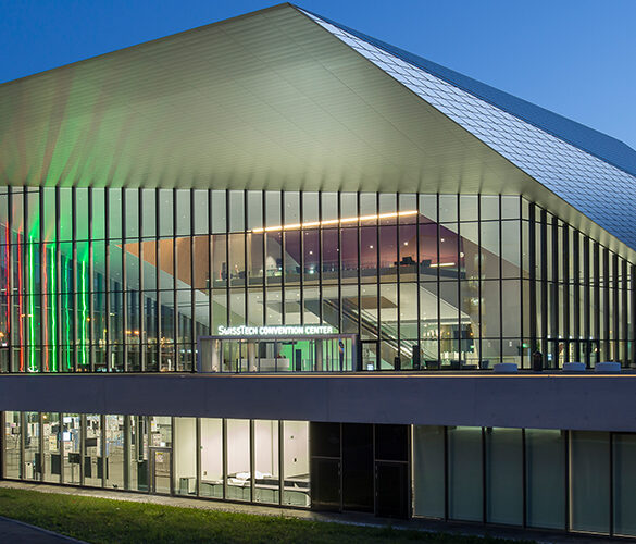FRED – Le Forum romand de l'éclairage et de la domotique