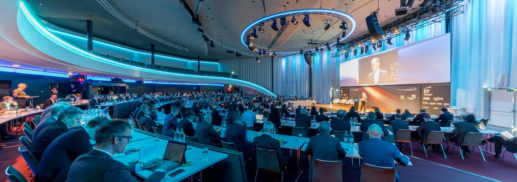 Schweizerischer Stromkongress 2021 – Electrosuisse