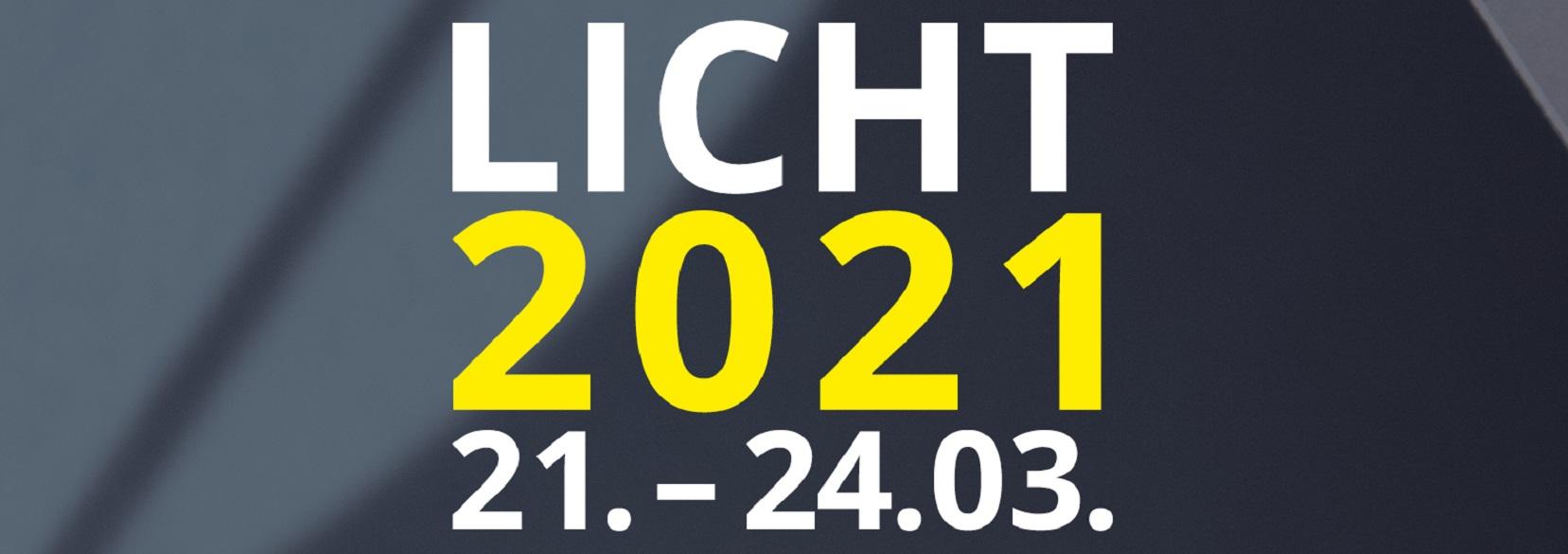 Licht an für die LICHT2021 – Electrosuisse