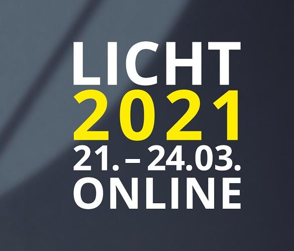 Licht an für die LICHT2021